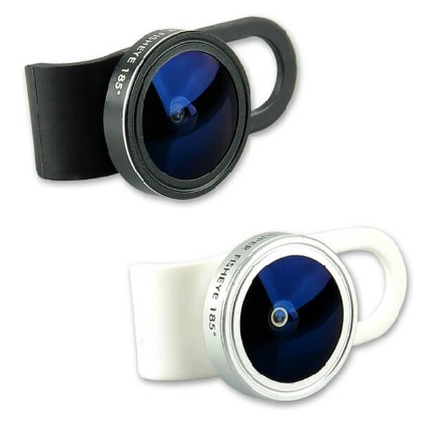 Clip Droit Fish-Eye 185
